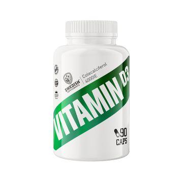 Swedish Supplements Vitamin D Kapslar, 90 st