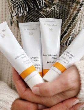 Dr. Hauschka Hydrating Cream Mask Ansiktsmask, 30 ml