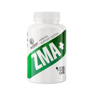 Swedish Supplements ZMA+ Kapslar, 120 st