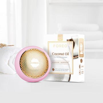 FOREO UFO Mask Coconut Oil Ansiktsmask