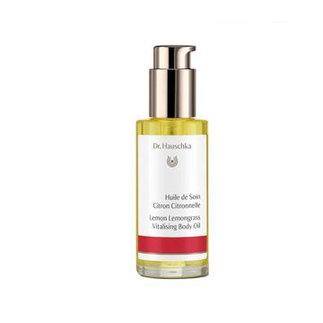 Dr. Hauschka Lemon Lemongrass Vitalising Body Oil Kroppsolja, 75 ml