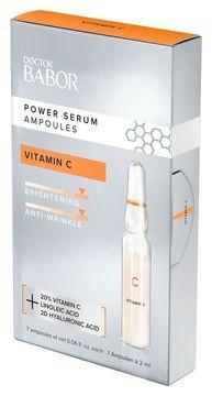 Doctor Babor Ampoule Vitamin C Ansiktsserum, 14 ml
