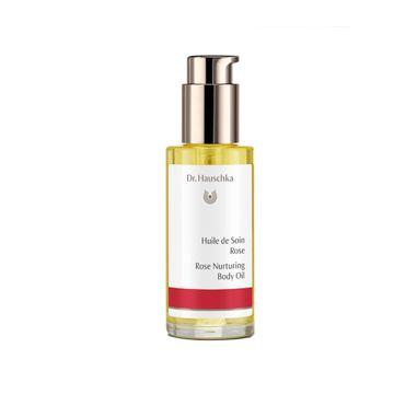 Dr. Hauschka Rose Nurturing Body Oil Kroppsolja, 75 ml