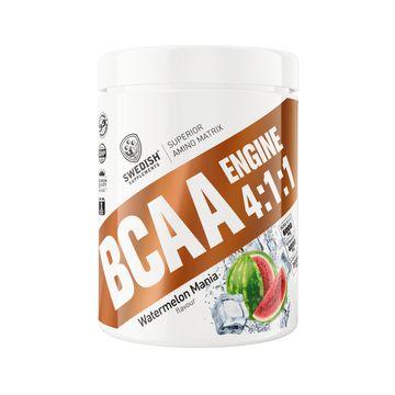Swedish Supplements BCAA Engine 4.1.1 Watermelon Pulver, 400 g
