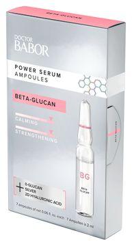 Doctor Babor Ampoule Beta Glucane Ansiktsserum, 14 ml