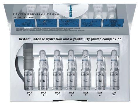 Doctor Babor Ampoule Hyaluronic Acid Ansiktsserum, 14 ml