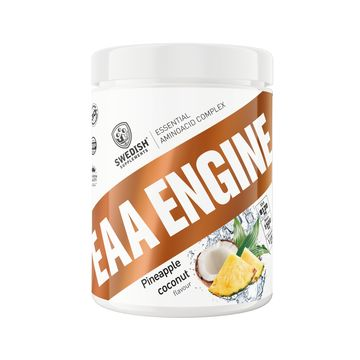 Swedish Supplements EAA Engine Pineapple Coconut Pulver, 450 g
