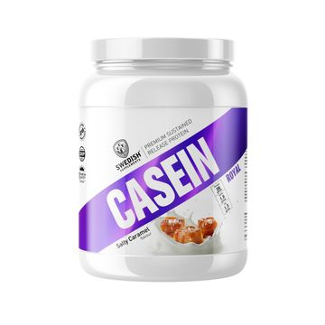 Swedish Supplements Casein Royal Salty Caramel Pulver, 900 g