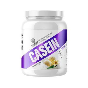 Swedish Supplements Casein Royal Vanilla Gelato Cream Pulver, 900 g