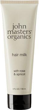 John Masters Organics Hair Milk Rose & Apricot Hårmask, 118 ml