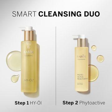 HY-ÖL Phyto Reactivating Ansiktsrengöring, 300 ml