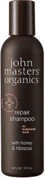 John Masters Organics Repair Shampoo Damaged Hair Schampo, 177 ml