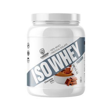 Swedish Supplements ISO Whey premium Chocolate milk Pulver, 920 g