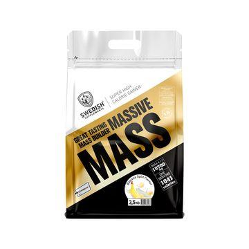 Swedish Supplements Massive Mass Banana split Pulver, 3,5 kg
