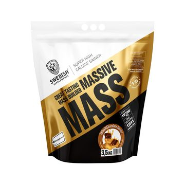 Swedish Supplements Massive Mass Toffee Chocolate Pulver, 3,5 kg