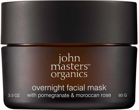 John Masters Organics Overnight Facial Mask Ansiktsmask, 93 g