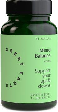 Great Earth Meno Balance Kosttillskott, 60 st