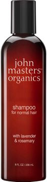 John Masters Organics Shampoo Normal Hair Lavender & Rosemary Schampo, 236 ml