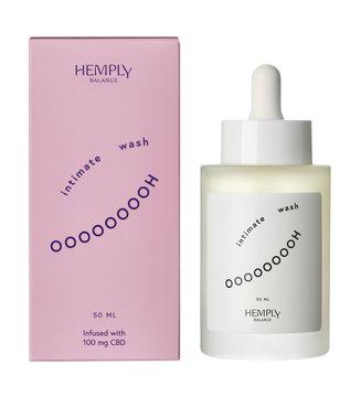 Hemply Balance Intimate Wash Intimhygien tvättolja 50 ml