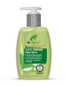 Dr Organic Aloe Vera Handwash Handtvål, 250 ml
