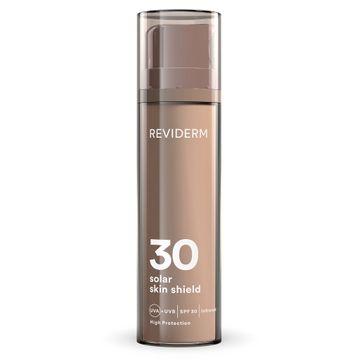 REVIDERM Skinessentials - Solar Skin Shield SPF 30 Ansikts & kroppskräm, 120 ml
