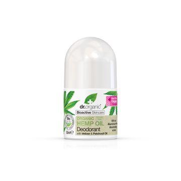 Dr Organic Hemp Oil Deodorant Deodorant, 50 ml