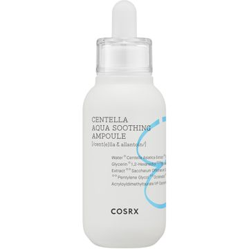 COSRX Hydrium Centella Aqua Soothing Ampoule Ansiktsserum, 40 ml