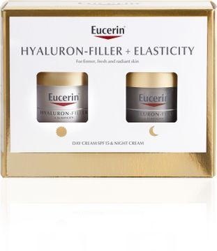 Eucerin Hyaluron Filler + Elasticity Kit Ansiktsvårds-kit , 100 ml