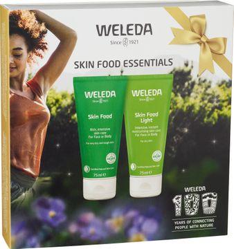 Weleda Skin Food Essentials Kit Hudvårds-kit