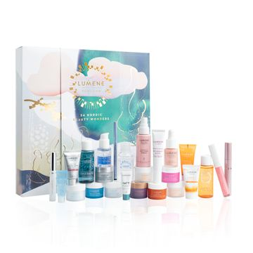 Lumene Beauty Advent Calendar 2021 Adventskalender, 24 luckor