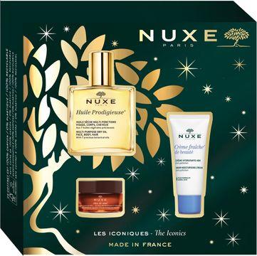Nuxe Best Sellers Christmas Kit Hudvårds-kit, 95 ml