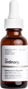 The Ordinary Retinol 0.2% in Squalane Serum, 30 ml