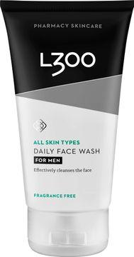 L300 For Men Face Wash Ansiktsrengöring, 150 ml