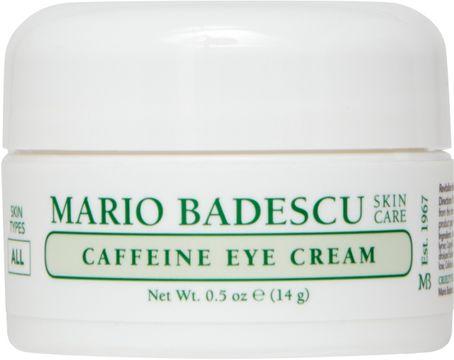 Mario Badescu Caffeine Eye Cream Ögonkräm, 14 ml