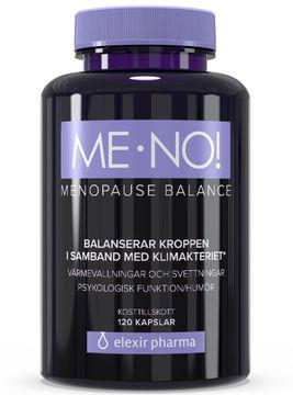 Me-No Menopause Balance Klimakteriet, Kapslar, 120 st