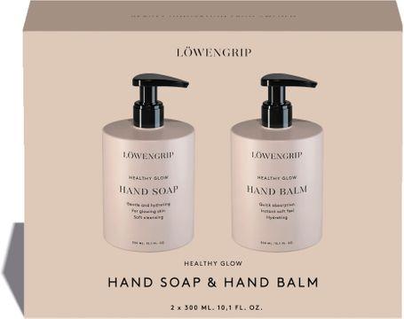 Löwengrip Healthy Glow Hand Soap & Hand Balm kit Hand-kit, 0 ml