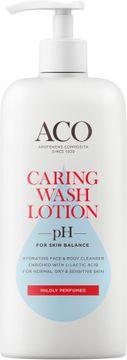 ACO Caring Wash Lotion Duschtvål, 400 ml