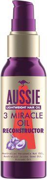 Aussie 3 Miracle Oil Reconstructor Lättviktig Hårolja Hårolja, 100 ml