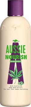 Aussie Nourish Schampo Schampo, 300 ml