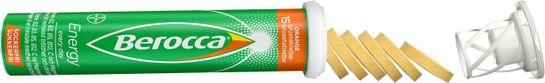 Berocca Energy Orange Brustabletter, 45 st