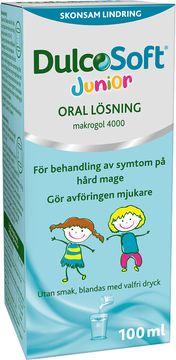 Dulcosoft Junior Förstoppning, Oral lösning, 100 ml