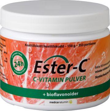 Ester-C C-Vitamin Pulver, 150 g