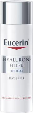 Eucerin Hyaluron Filler Day Cream SPF 15 Dagkräm, 50 ml