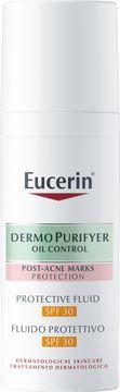 Eucerin Dermopurifyer Protective Fluid SPF 30 Ansiktskräm, 50 ml