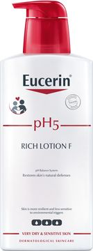 Eucerin Ph5 Rich Lotion Hudlotion  400 ml