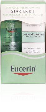 Eucerin Dermopurifyer Starter Kit Ansiktsvård-kit, 250 ml