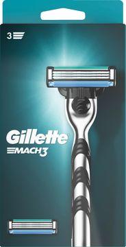 Gillette Mach3 Rakhyvel Rakhyvel, 1 st