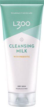 L300 Cleansing Milk Prebiotic Ansiktsrengöring, 200 ml