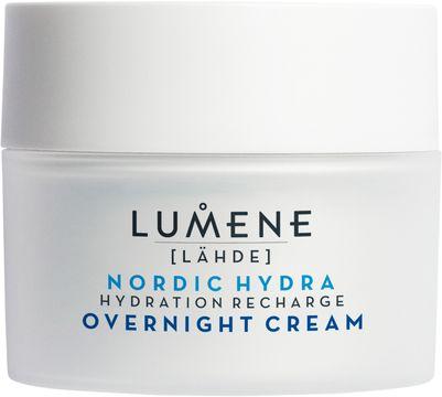 Lumene Nordic Hydra Lähde Overnight Cream Nattkräm,  50 ml