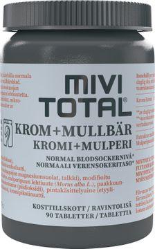 Mivitotal ChromeMulber Tabletter, 90 st